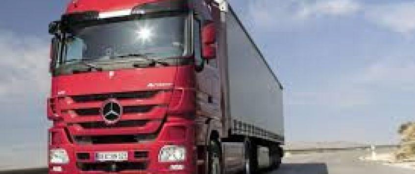 SDPZ poziva k odgovornemu odnosu do voznikov tovornjakov