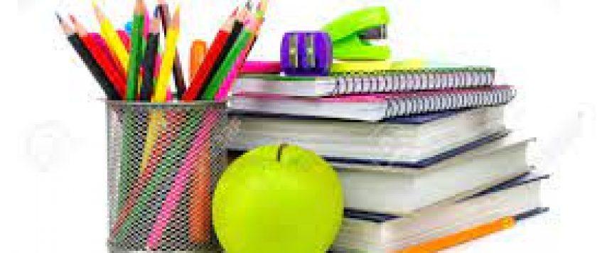 Socialna pomoč za nakup šolskih potrebščin